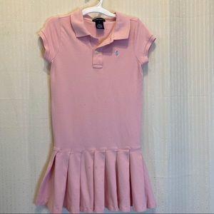 Ralph Lauren polo pink dress